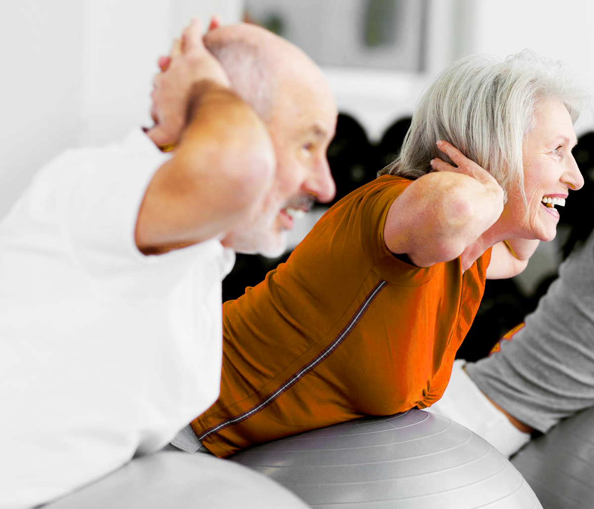 Strength and Mobility – Seniors Classes